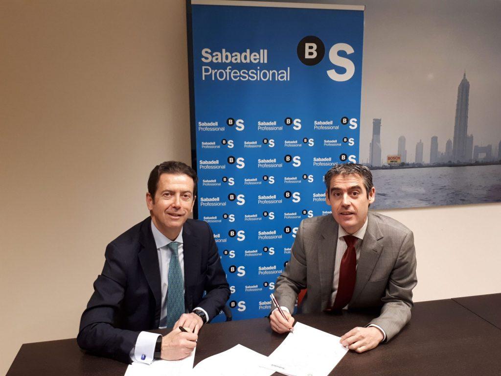 Acuerdo Colaboración Sabadell