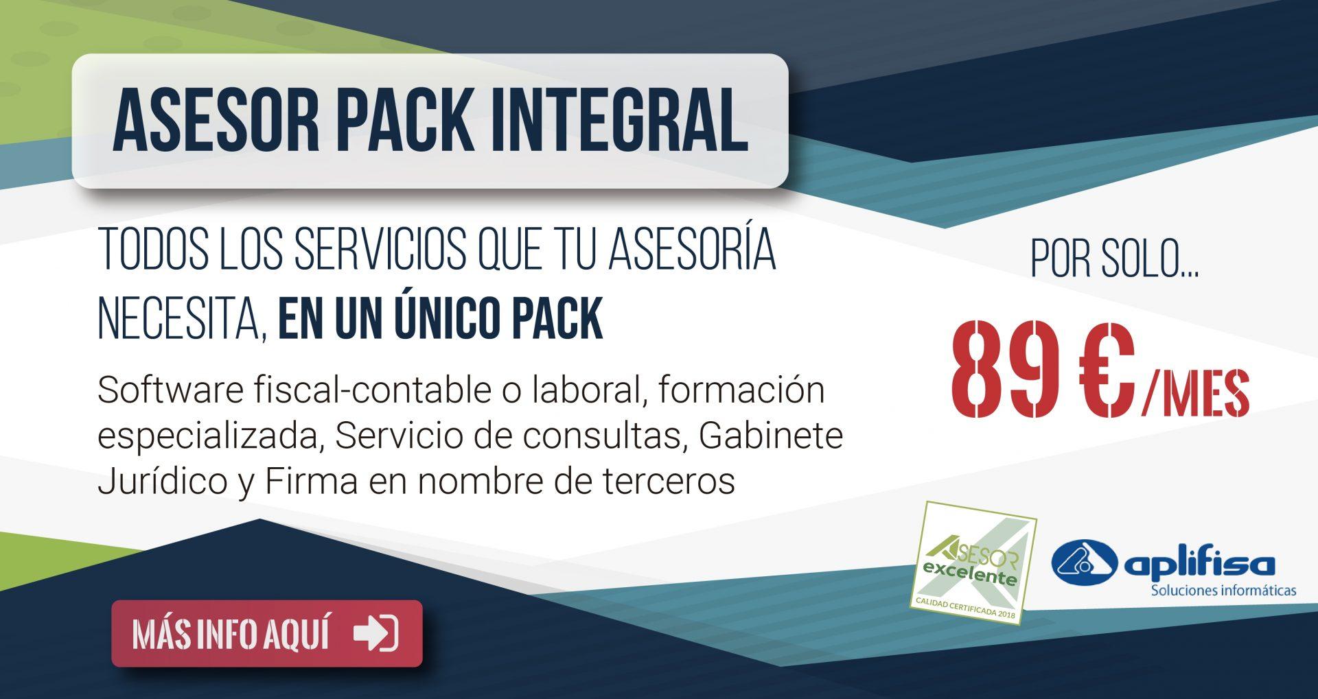 Asesor Pack Integral